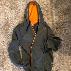 {Puma} Men's Zip up